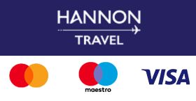 Hannon Travel logo